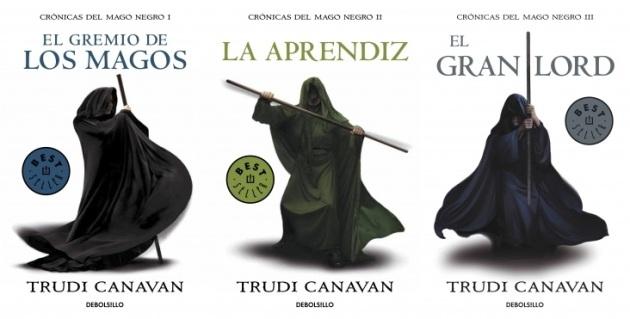 Cronicas del Mago Negro